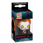 Keychain: It 2 Pocket POP! Vinyl Pennywise w/ Beaver Hat