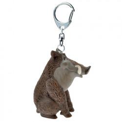 Keychain: Boar