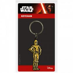 Keychain: C-3PO