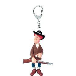 Keychain: Calamity Jane 8 cm