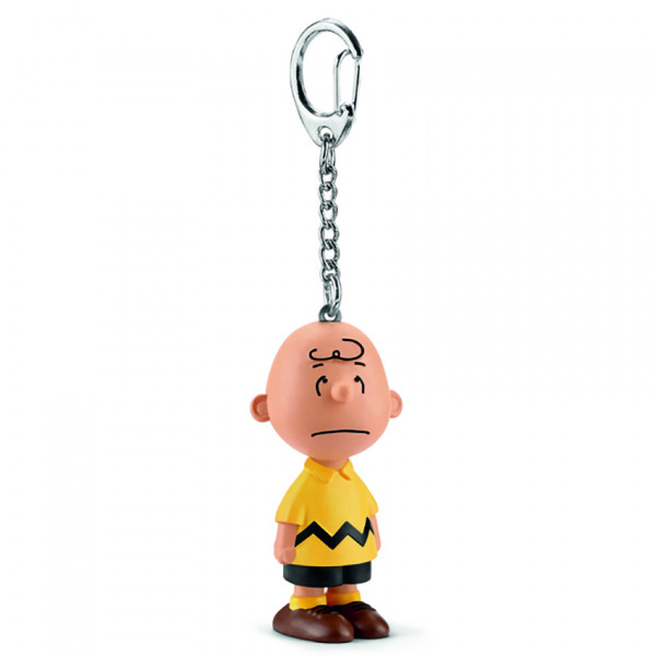 Keychain: Charlie Brown