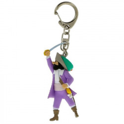 Keychain: Chevalier Haddock (Mini)