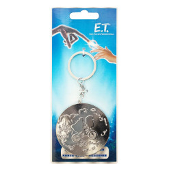 Keychain: E.T. the Extra-Terrestrial - Moon