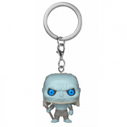 Μπρελόκ: Game of Thrones Pocket POP! Vinyl - White Walker