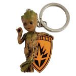 Keychain: Guardians of the Galaxy Pocket POP! Vinyl - Dancing Groot 4 cm