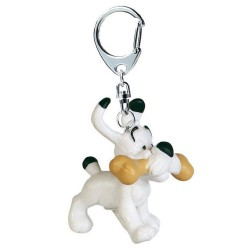 Keychain: Idefix with bone