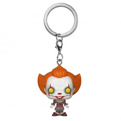 Keychain: It 2 Pocket POP! Vinyl Pennywise