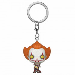 Μπρελόκ: Το αυτό 2 Pocket POP! Vinyl Pennywise w/ Beaver Hat
