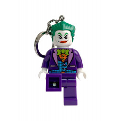Keychain: Lego Joker LED Light-Up