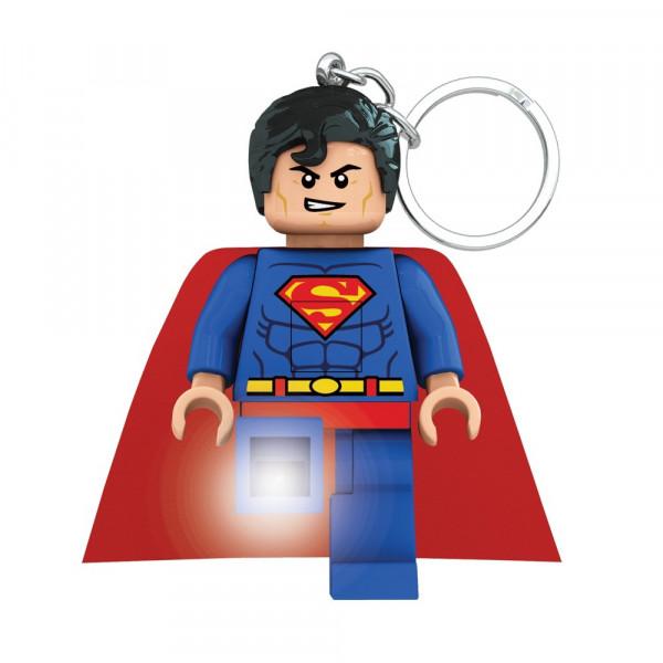 Μπρελόκ: Lego Superman με LED