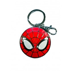 Keychain: Marvel Comics Metal Keychain Spider-Man
