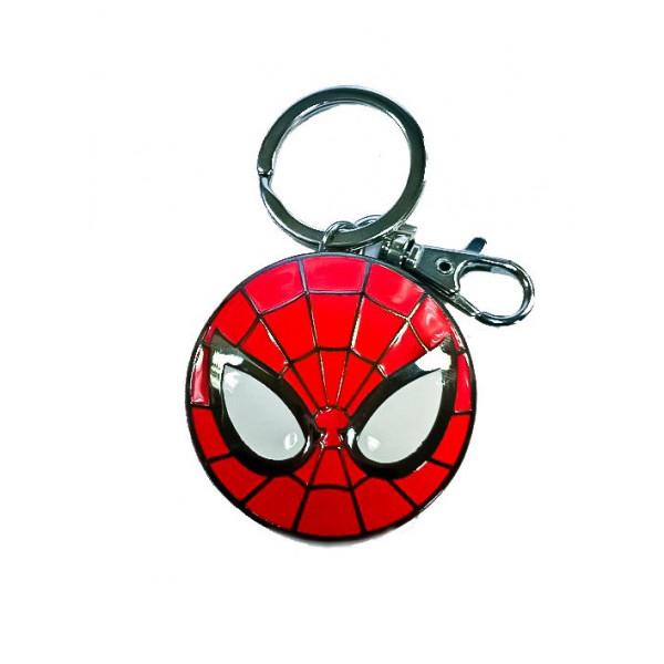 Keychain: Marvel Comics Metal Keychain Spider-Man