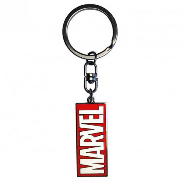 Keychain: Marvel Logo