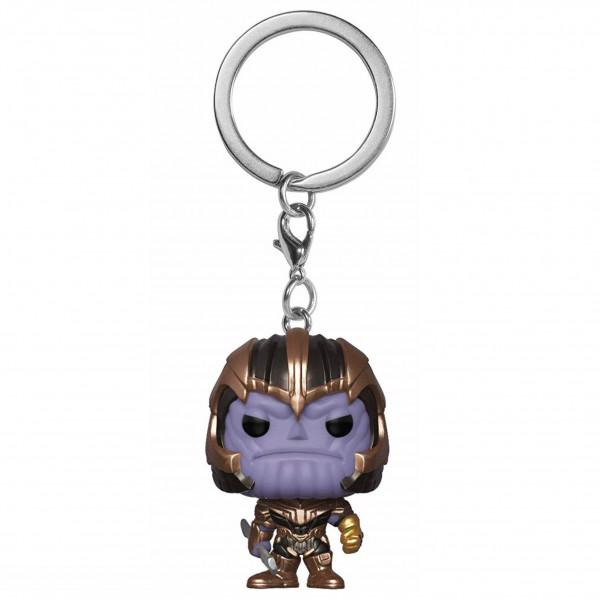 Keychain: Marvel Pocket POP! Vinyl - Thanos Endgame