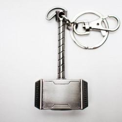 Keychain: Mjolnir - Thor's Hammer