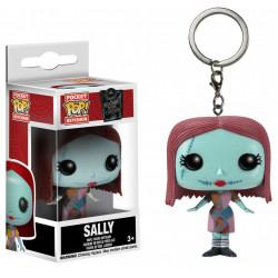 Keychain: Nightmare Before Christmas Pocket POP! Vinyl Sally