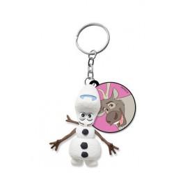 Keychain:  Olaf Upside down (Frozen)