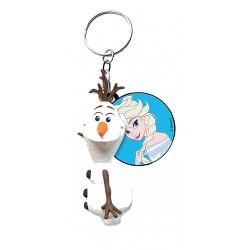 Keychain:  Olaf waves (Frozen)