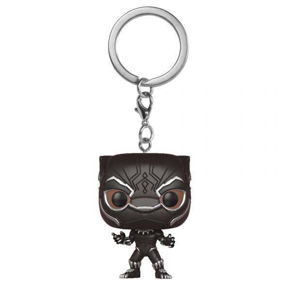Μπρελόκ: Pocket POP! Vinyl - Black Panther