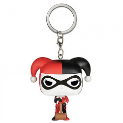 Keychain: Pocket POP! Vinyl - Harley Quinn
