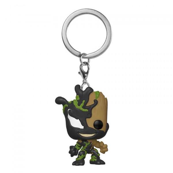 Keychain: Pocket POP! Vinyl - Venom / Groot