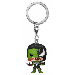 Keychain: Pocket POP! Vinyl - Venom / Hulk