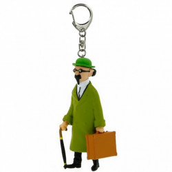 Keychain: Professor Calculus (Mini)