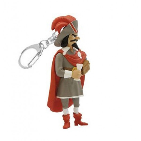 Keychain: Red Rackham (mini)