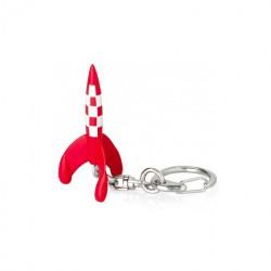 Keychain: Rocket, 8,5 cm
