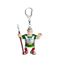 Keychain: Roman Legionary with lance