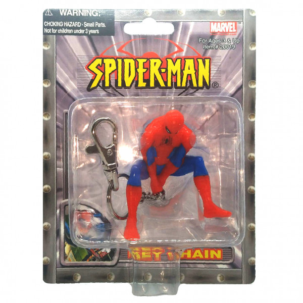 Keychain: Spider-Man flying 2