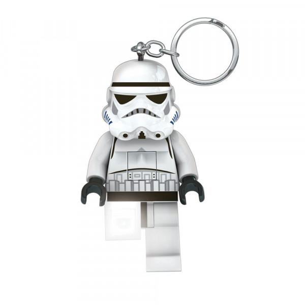 Μπρελόκ: Star Wars Lego -  Stormtrooper με LED