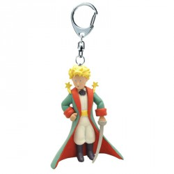 Keychain: The Little Prince with sword