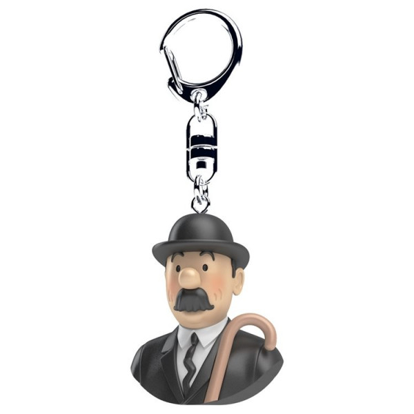 Keychain: Thompson - Bust
