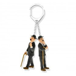 Keychain: Thomson & Thompson, 5 cm