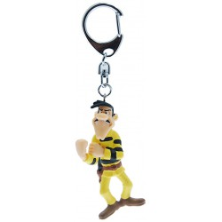 Keychain: William Dalton prisoner 7 cm