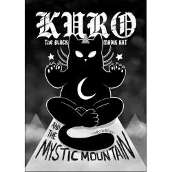 Kuro - The Black Magik Kat and the Mystic Mountain (2η έκδοση)