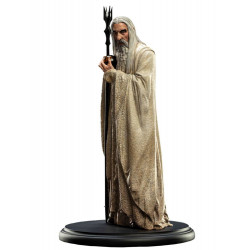 Lord of the Rings Statue: Saruman The White