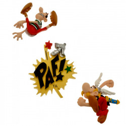 Magnets: Asterix PAFF set