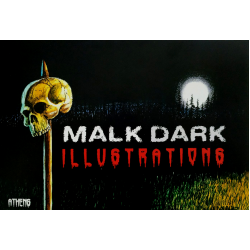 Malk: Dark illustrations