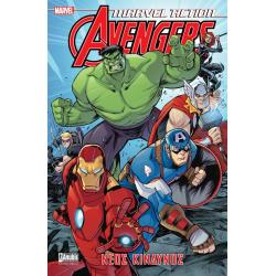 Marvel Action Avengers #1: Νέος Κίνδυνος