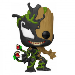 Marvel POP! Vinyl Bobble-Head: Venom / Groot