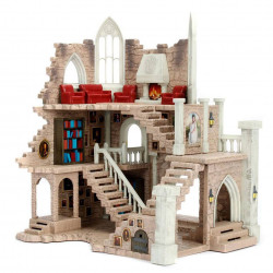 MetalFigs - Harry Potter Scene: Gryffindor Tower Diorama