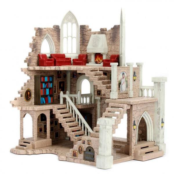 MetalFigs - Harry Potter Scene: Gryffindor Tower Diorama