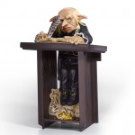 Harry Potter Magical Creatures No.10 - Gringotts Goblin