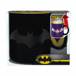 Heat Change Mug: Batman Matte