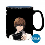 Heat Change Mug: Kira & L