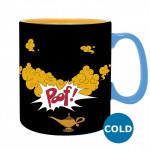 "Heat Change Mug: Genie ""POOF!"""