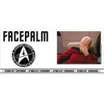 Κούπα Star Trek: Picard's Facepalm