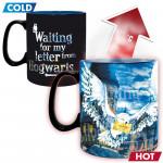 Heat Change Κούπα: Χάρι Πότερ - Γρ'αμμα απ' το Χόγκουαρτς